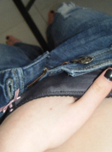 Cute Tattooed Girlfriend Takes Self Pictures For Her Boyfriend Who Shared Them With Us - Picture 3